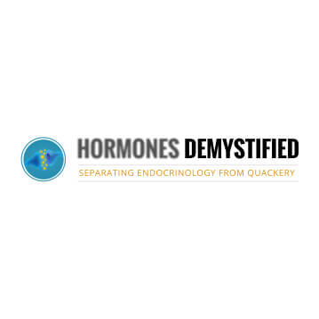 Logo Design by Equity Web Solutions - Hormones Demystified